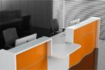 empangstresen ocean bicolor weiss orange hoch flach kombination