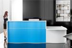 empangstresen ocean bicolor weiss blau hoch flach kombination klein